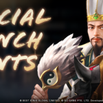 Official launch of Three Kingdoms: Domination