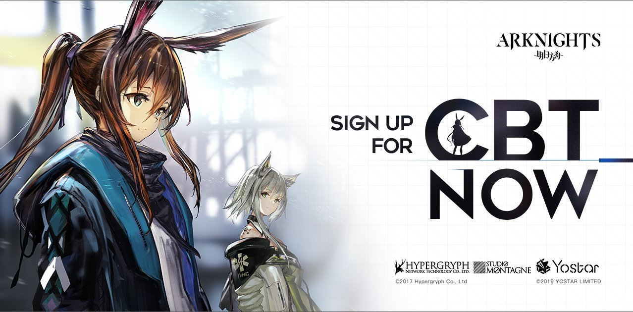 Arknights Global Opens CBT Registration