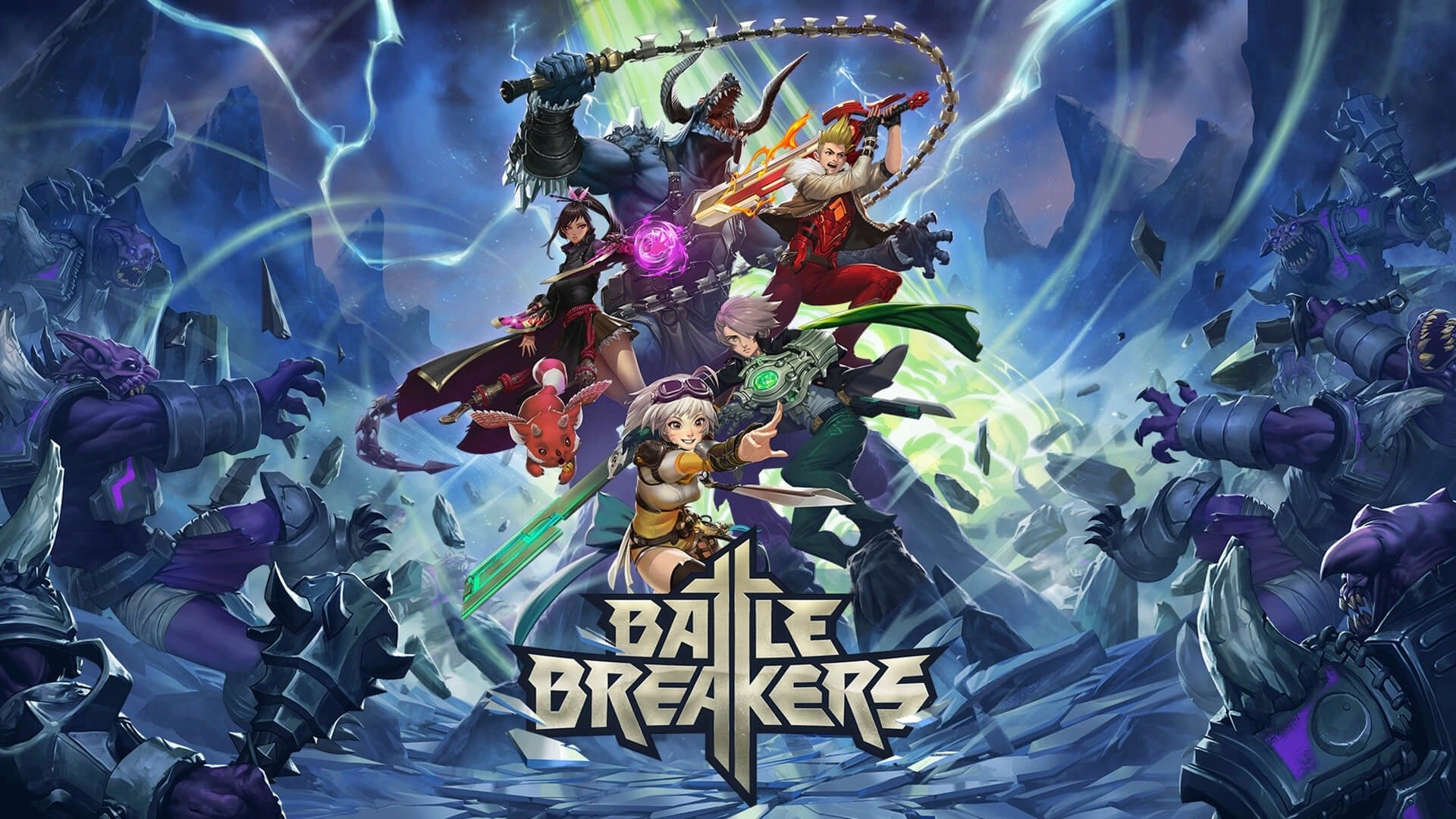 Two Years After Soft Launch, Battle Breakers Finally Arrives