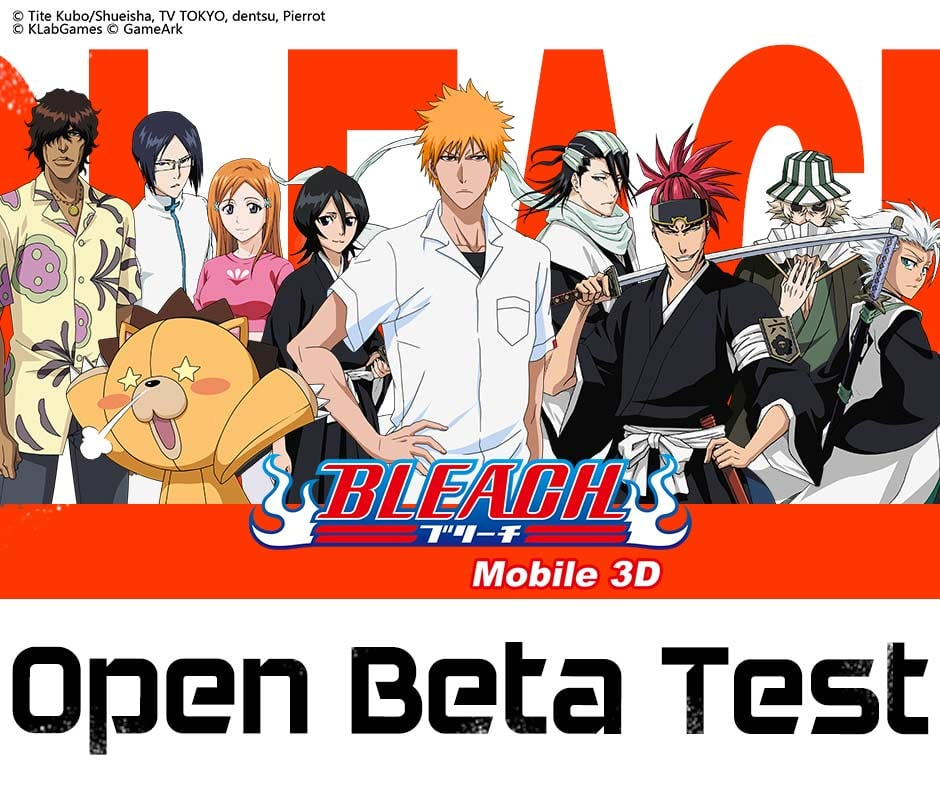 Bleach Mobile 3D Now Available on iOS