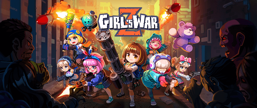 New Gacha Launch: Girl's War Z