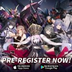 New in Gacha: Iron Saga Pre-Registration