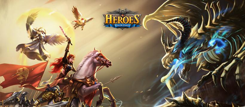 New Gacha Launch - Might & Magic Heroes: Era of Chaos