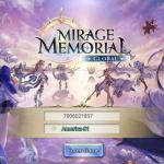 Game Review: Mirage Memorial