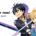 SAO Alicization Rising Steel Release Announcement