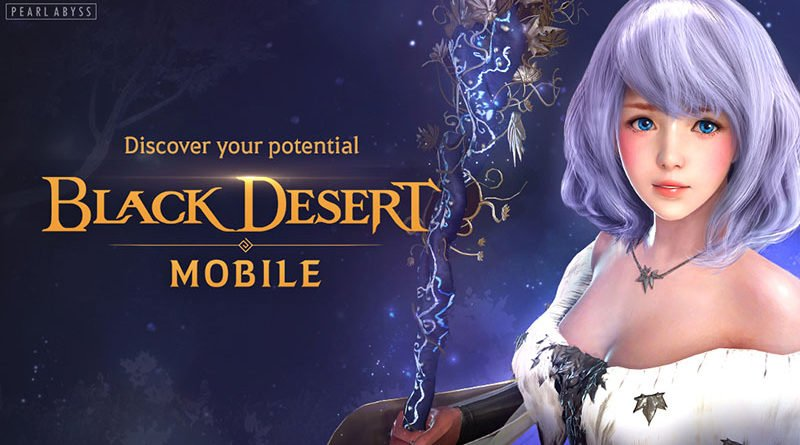 Black Desert Mobile: First Impressions