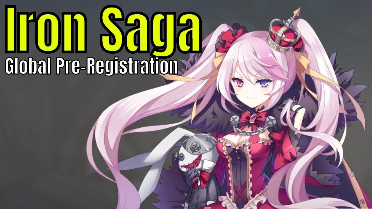 Iron Saga - Global Pre-Registration is LIVE!