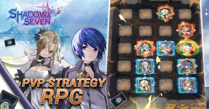 Shadow Seven – Anime-Style PVP Mobile Game Early Access Begin