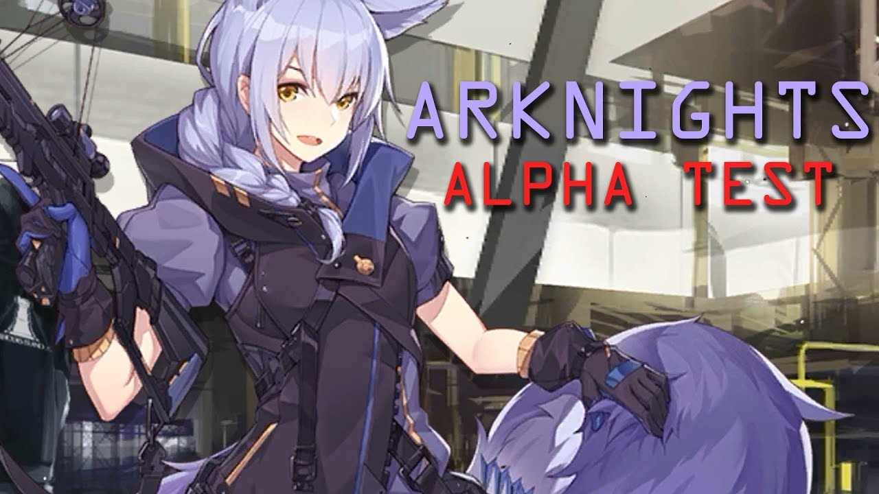 Arknights Global Entering CBT - Getting Prepared for OBT