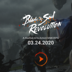 Blade & Soul: Revolution - Pre-reg opens March 24th, 2020