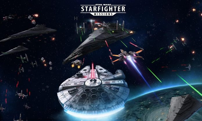 Star Wars: Starfighter Missions – Coming Soon To Mobile