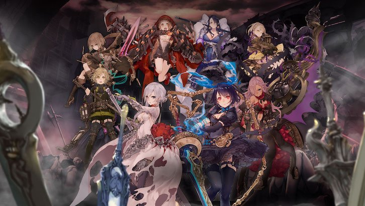 SINoALICE - Where to get Class Weapons